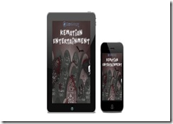 EBook Kematian Entertaiment Cover
