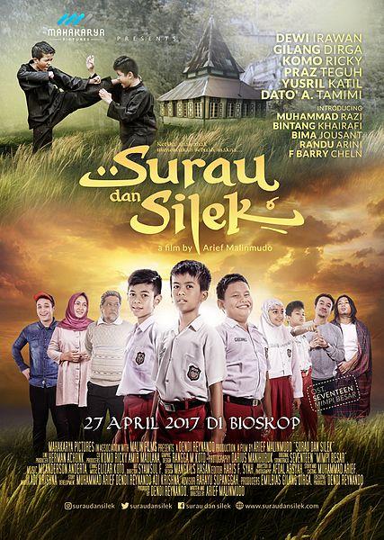 Poster_Film_Surau_Dan_Silek